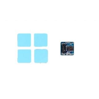 076-1189 Sensor,Temperature, Hard Drive, w-adhesive, iMac G5 - 17inch - 20inch iMac G7