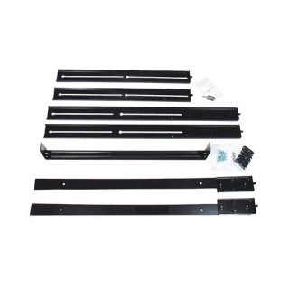 076-1234 Rack Mounting Kit, Square Hole - Xserve Late 2006 - Early 2008-2011