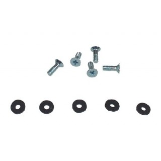 076-1246 Screw and O-Ring Kit, Airflow Duct, Pkg. of 5 Each -  Xserve Late 2006 A1198