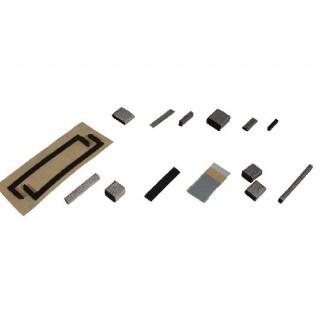 076-1261 Foam-Gasket Kit -  15inch 2.2-2.4-2.6GHz Macbook Pro A1228