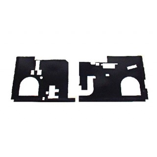 076-1263 Keyboard Insulators, Left and Right -  15inch 2.2-2.4-2.6GHz Macbook Pro A1228