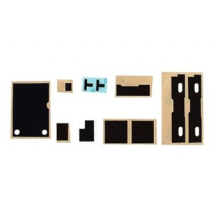 076-1276 Logic Board Mylar Kit -  Macbook 2.0GHz-2.2.0GHz Core2Duo SR Late 2007 A1183