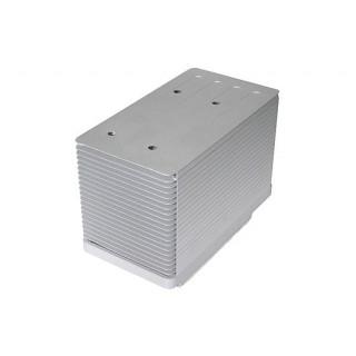 076-1368 Apple Dual Processor Heatsink B for Mac Pro Mid 2012, Mid 2010, A1289, Mac Pro Server Mid 2012, Mid 2010