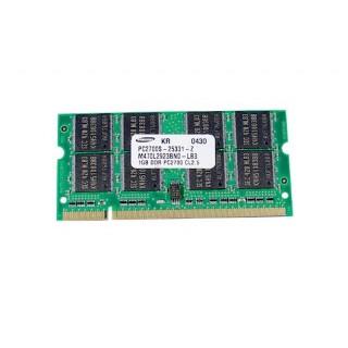 661-3325 SDRAM, 1 GB, DDR, SO-DIMM -  12inch 1.33GHz PowerBook G4 A1012