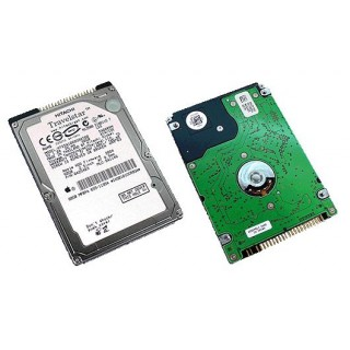661-3432 Hard Drive, 60 GB, 2.5, 5400 -  12inch 1.5GHz PowerBook G4 A1106