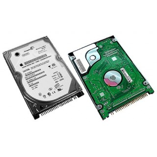 661-3742 Hard Drive, 120GB, 2.5, 5400 - 15inch 17inch DL-SD PowerBook G6