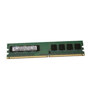 661-3785 SDRAM, DIMM, 2 GB, 533 MHz DDR2, PC2-4200 - 17-20inch iMac G5 iSight