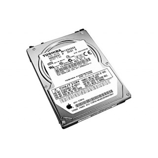 661-3855 Hard Drive, 120GB, 5400, SATA - 15inch Macbook Pro Core Duo