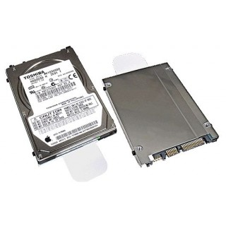 661-3903 Hard Drive, 100 GB, 2.5 in, 5400, SATA -  13inch Macbook 1.83-2GHz Core Duo A1183