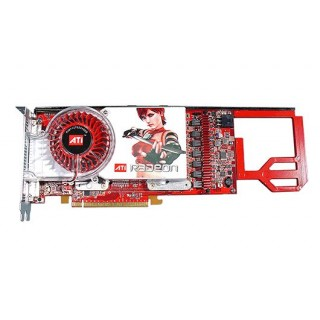 661-3927 Video Card, ATI Radeon X1900 XT, 512 MB -  Mac Pro 2-2.66-3GHz Quad - 3GHz 8-Core A1188