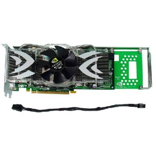 661-3928 Video Card, NVIDIA Quadro FX4500 -  Mac Pro 2-2.66-3GHz Quad - 3GHz 8-Core A1188