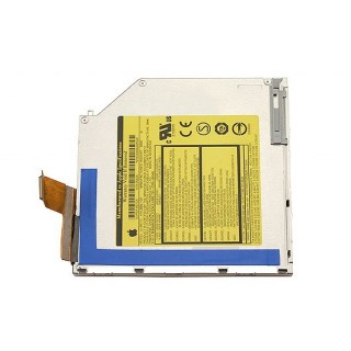 661-4091 SuperDrive, Slot, 6X, DL, PATA -  13inch Macbook 1.83-2GHz Core2Duo Late 2006 A1183