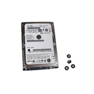 661-4097 Hard Drive, 160GB, 5400rpm, 2.5-inch SATA -  17inch 2.33GHz Core2Duo Macbook Pro A1214