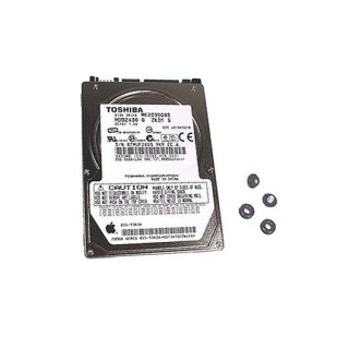 661-4135 Hard Drive, 200GB, 4200rpm, 2.5-inch SATA -  17inch 2.33GHz Core2Duo Macbook Pro A1214