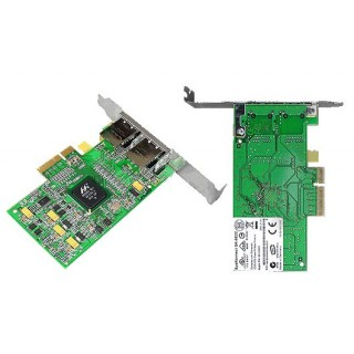 661-4197 Gigabit Ethernet, PCI-E, Dual Channel Card - Xserve Late 2006 - Early 2010