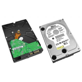 661-4273 Hard Drive, 3.5-inch, 250 GB, 7200 SATA -  Mac Pro 3GHz 8-Core A1188
