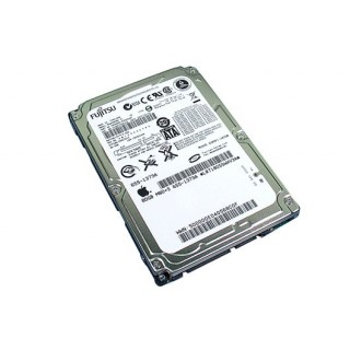 661-4283 Hard Drive, 80 GB, 2.5 in, 5400, SATA -  Macbook 2GHz-2.16GHz Core2Duo Mid 2007 A1183