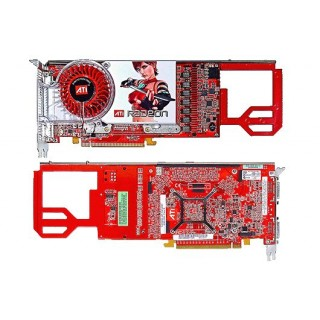 661-4335 Video Card, ATI Radeon X1900 XT, 512 MB, Ver. 2 -  Mac Pro 2-2.66-3GHz Quad - 3GHz 8-Core A1188