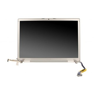 661-4343 Display Clamshell, Glossy -  15inch 2.2-2.4-2.6GHz Macbook Pro A1228