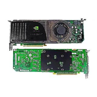 661-4461 Video Card, NVIDIA Quadro FX 5600, 1.5 GB -  Mac Pro 2.8-3.0-3.2GHz Early 2008  A1188