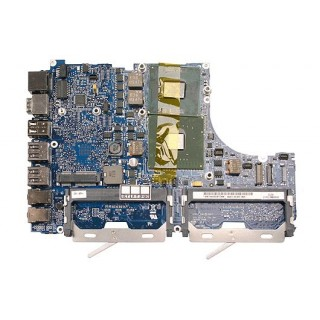 661-4484 Logic Board Black, Energy Star -  Macbook 2.16GHz Core2Duo Mid 2007 A1183