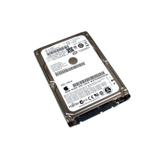 661-4486 Hard Drive, 80 GB, 2.5 in, 5400, SATA -  Macbook 2GHz-2.2GHz Core2Duo SR Late 2007 A1183
