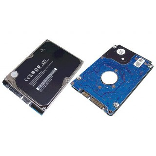 661-4732 Hard Drive, 320 GB, 2.5 in, 5400, SATA -  Macbook Aluminum 2-2.4GHz Late 08 A1280