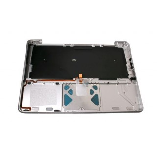 661-4943 Top Case, with Keyboard, Non-Backlit, US -  Macbook Aluminum 2-2.4GHz Late 08 A1280