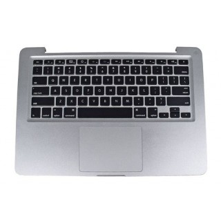 661-4944 Top Case, with Keyboard, Backlit, US -  Macbook Aluminum 2-2.4GHz Late 08 A1280