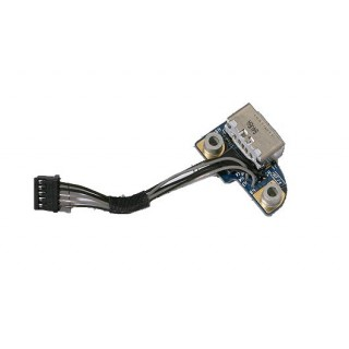 661-4947 MagSafe Board, with cable -  Macbook Aluminum 2-2.4GHz Late 08 A1280