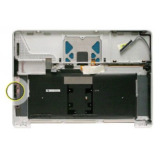 661-4948 Top Case, with Keyboard, Backlit, US -  15inch Macbook Pro Unibody Late 2008 A1288