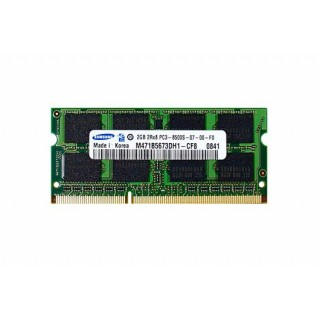 661-4979 SDRAM, 2GB, DDR3 1066, SO-DIMM -  Mac Mini 2.0Ghz Early 2009 A1285