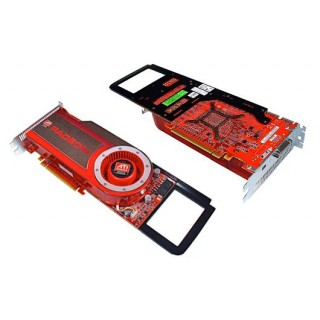 661-5010 Video Card, ATI Radeon HD 4870, 512 MB - Mac Pro Early 2008-2011