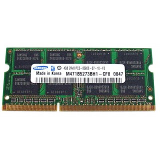 661-5035 SDRAM, 4 GB, DDR3 1066, SO-DIMM - 17inch Macbook Pro Early - Mid 2011