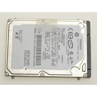 661-5153 Hard Drive, 500 GB, 5400, SATA, 2.5 inch -  17inch 2.8-3.06GHz Macbook Pro Mid 2009 A1299