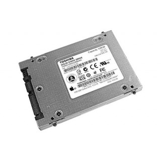 661-5163 Hard Drive, 128 GB, SSD, SATA, 2.5 inch -  13inch 2.26-2.53GHz Macbook Pro Mid 2009 A1280