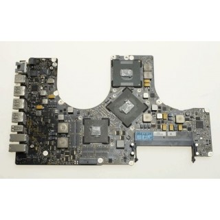 "661-5203 Apple Logic Board 2.8GHz for Macbook Pro 17"" Mid 2009 A1297"