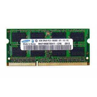 661-5226 SDRAM, 2 GB, DDR3 1066, SO-DIMM -  13inch 2.26-2.53GHz Macbook Pro Mid 2009 A1280