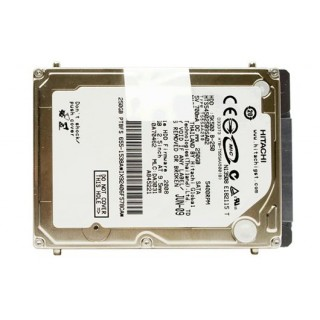 661-5246 Hard Drive, 250 GB, 5400 SATA, 2.5 inch -  Macbook 2.26GHz White Unibody Late 2009 A1344