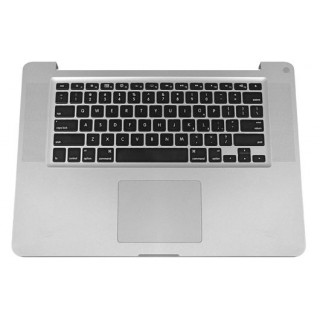 661-5297 Top Case w- Keyboard, Anti-Glare Model, US - 15inch Macbook Pro Mid 2011
