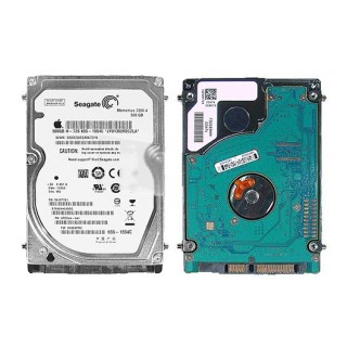 661-5456 Hard Drive, 500 GB, 7200, 2.5 in, SATA -  17inch i5-i7 Macbook Pro Mid 2010 A1299