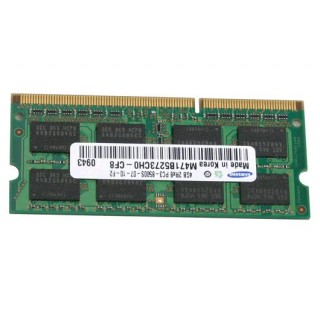 661-5482 SDRAM, 4 GB, DDR3 1066, SO-DIMM -  15inch i5-i7 Macbook Pro Mid 2010 A1288