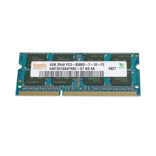 661-5489 SDRAM, 4 GB, 1066 DDR3, SO-DIMM -  17inch i5-i7 Macbook Pro Mid 2010 A1299