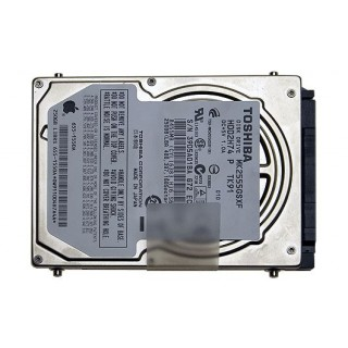 661-5496 Hard Drive, 250 GB, 5400, SATA, 2.5 inch -  13inch 2.4-2.66GHz Macbook Pro Mid 2010  A1280