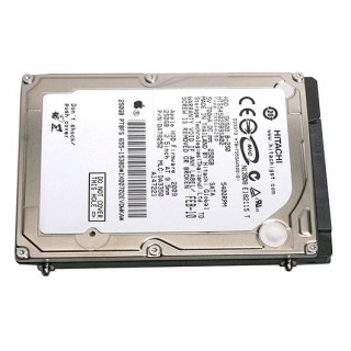 661-5510 Hard Drive, 250 GB, 5400 SATA, 2.5 inch -  Macbook 2.26GHz White Unibody Late 2009 A1344