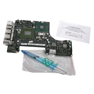 661-5589 Logic Board -  Macbook 2.26GHz White Unibody Rev2 Late 2009 A1344