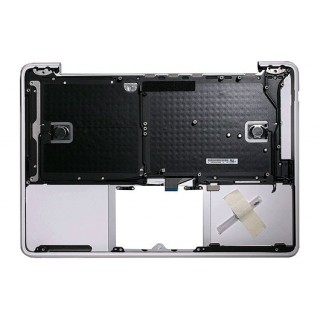 661-5590 Top Case, with Keyboard, no Trackpad, US - 13inch Macbook 2.26-2.4GHz White Unibody