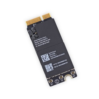 661-8143 653-0029 Apple Airport & Bluetooth Wireless Card MacBook Pro 15-inch Mid 2014, Late 2013 A1398 and for all MacBook Pro Retina 13-inch A1502
