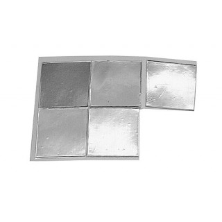 922-5456 Tape, Al Foil, 25 x 25, LCD Shield, Pkg. of 5 - 14inch 1.33GHz - 1.42GHz iBook G6