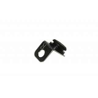 922-5738 Hard Drive Holder, Bottom Right, with Bumper - 12inch 1.33-1.5GHz PowerBook G6